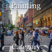 2016 CityScapes Art Exhibition - Part 2 - Painting