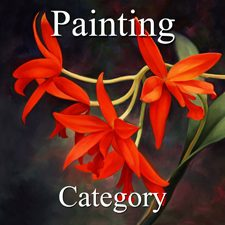 2015 Botanicals Exhibition -  Part 2 - Painting