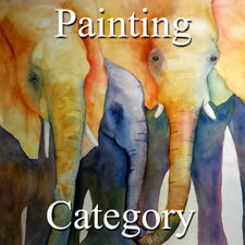 2015 Animals Exhibition - Part 2 - Painting