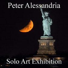 Peter Alessandria - Solo Art Exhibition