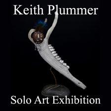 Keith Plummer - Solo Art Exhibition