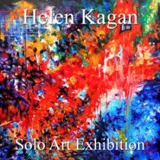 Helen Kagan - Solo Art Exhibition