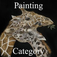 Animals 2018 Art Exhibition - Part 2 - Painting Category