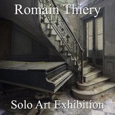Romain Thiery - Solo Art Exhibition