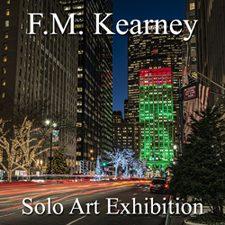 F.M. Kearney - Solo Art Exhibition