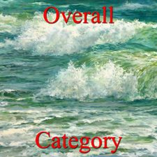 SeaScapes 2018 Art Exhibitions - Part 1- Overall and Painting