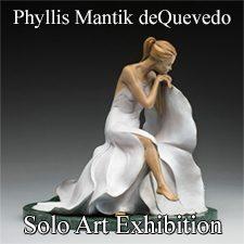 Phyllis Mantik deQuevedo - Solo Art