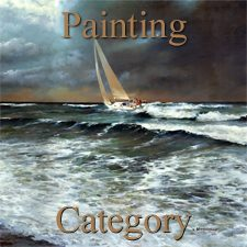 """""""SeaScapes"""" 2019 Art Exhibition - Part 1- Overall and Painting Categories"""