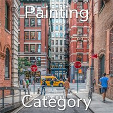 """CityScapes"" 2020 Art Exhibition - Part 1 – Overall & Painting & Other Media Categories"