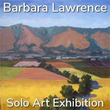 Barbara Lawrence - Solo Art Exhibition