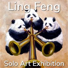 Ling Feng - Solo Art Exhibition