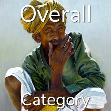 """""""10th Anniversary"""" 2020 Art Exhibition - Part 1 – Overall & Top 10 Category Winning Artists"""