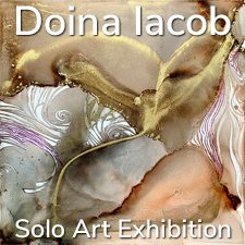 Doina Iacob - Solo Art Exhibition