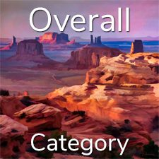 """""""Landscapes"""" 2020 Art Exhibition - Part 1 – Overall and Painting Categories"""