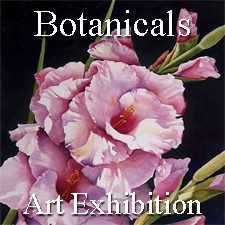 """""""Botanicals"""" 2021 Art Exhibition - Part 2 – Overall, Photo & Digital and 3 Dimensional Categories"""
