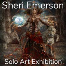 Sheri Emerson – Solo Art Exhibition